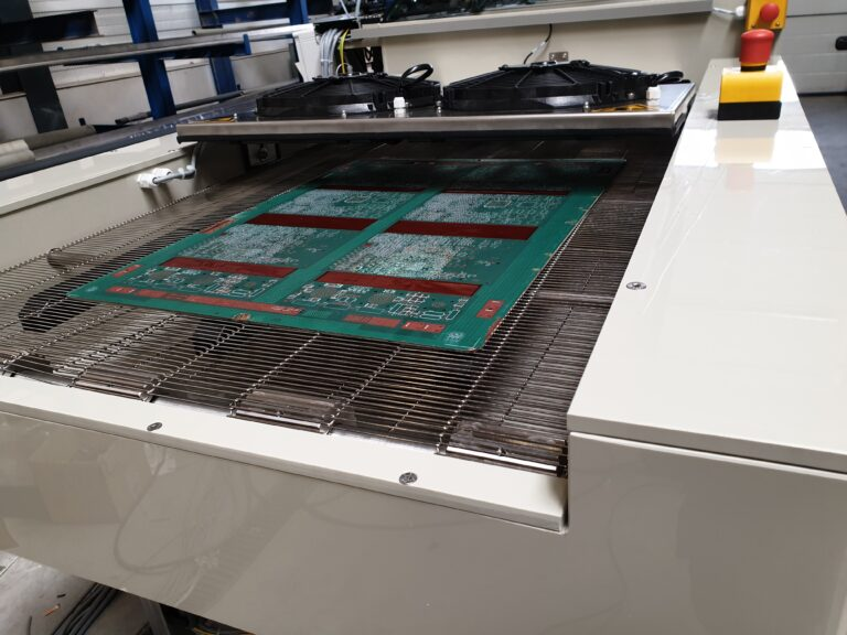 HCL NTO-Cooling conveyor